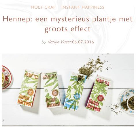 Dutch-Harvest-Hennep-thee-Holistik