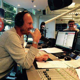 Vragen over hennepthee op Radio 2