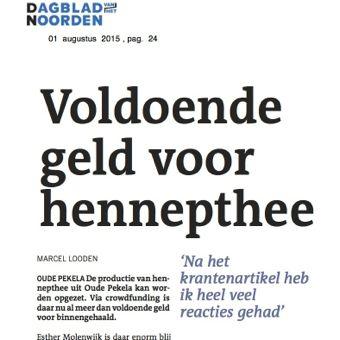 Hennepthee in Groningen