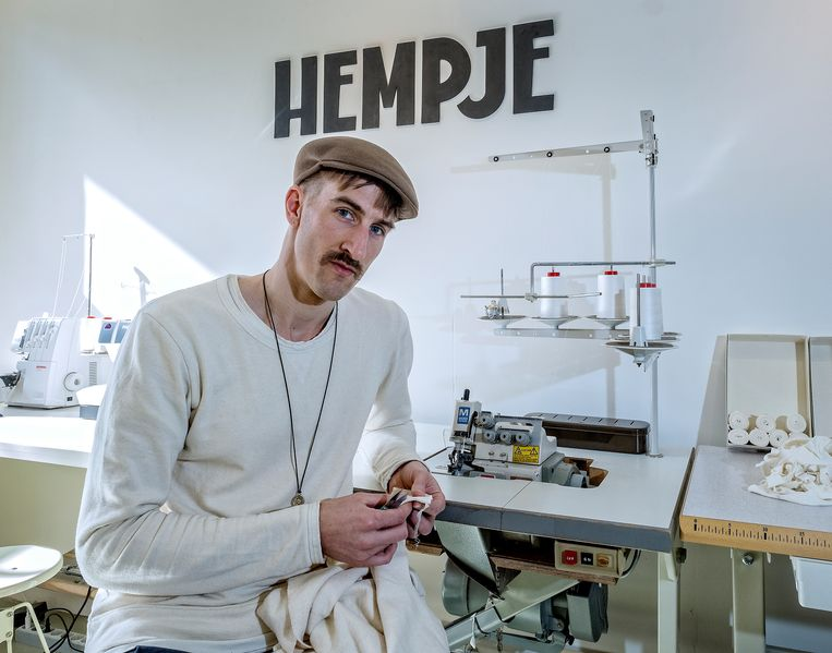 Hempje hemp clothing Claren Savi
