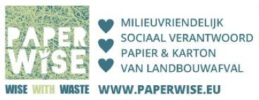 Dutch Harvest nachhaltige Verpackung Paperwise Papier